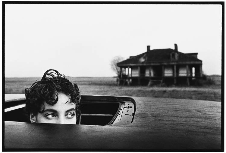 "Arthur Elgort ""Christy Turlington, New Orleans, 1990"""